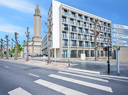 Résidences avec Services - 76600 - Le Havre - Les Jardins d'Arcadie Le Havre