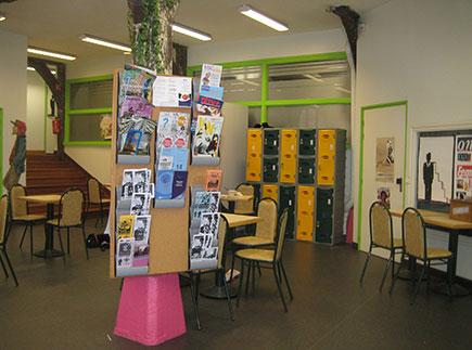 Prévention Addictions - 76000 - Rouen - La Boussole - CAARUD Centre d'Accueil et d'Accompagnement à la Réduction des Risques