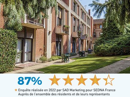Etablissement d'Hébergement pour Personnes Agées Dépendantes - 77210 - Avon - Résidence Les Jardins de Sedna
