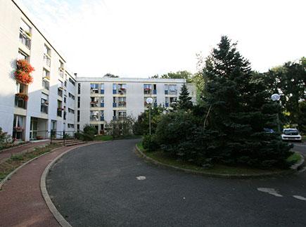 Résidence Autonomie - 77000 - Livry-sur-Seine - SIGF Résidence Autonomie La Chesnaie
