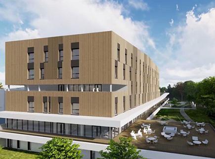Etablissement d'Hébergement pour Personnes Agées Dépendantes - 77100 - Meaux - EHPAD Pôle Santé Orgemont LNA Santé