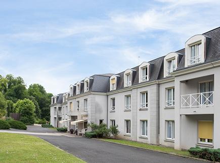 Etablissement d'Hébergement pour Personnes Agées Dépendantes - 77140 - Saint-Pierre-lès-Nemours - Korian Chaintreauville