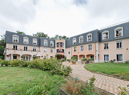 Etablissement d'Hébergement pour Personnes Agées Dépendantes - 77780 - Bourron-Marlotte - Colisée - Résidence Les Chênes Rouges