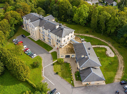 Etablissement d'Hébergement pour Personnes Agées Dépendantes - 77440 - Lizy-sur-Ourcq - Colisée - Résidence du Moulin