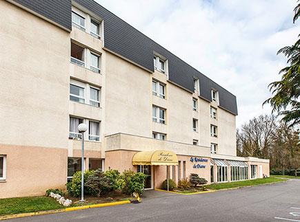Etablissement d'Hébergement pour Personnes Agées Dépendantes - 77410 - Claye-Souilly - Colisée - Résidence de Diane