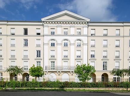 Etablissement d'Hébergement pour Personnes Agées Dépendantes - 77700 - Serris - Les Berges du Danube LNA Santé