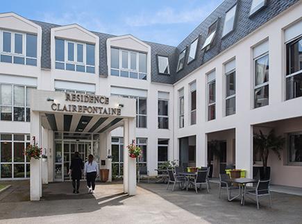 Etablissement d'Hébergement pour Personnes Agées Dépendantes - 78120 - Clairefontaine-en-Yvelines - Korian Clairefontaine