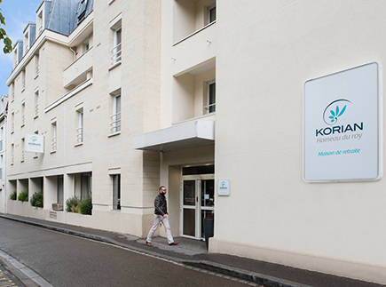 Etablissement d'Hébergement pour Personnes Agées Dépendantes - 78150 - Le Chesnay - Korian Hameau du Roy