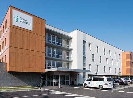 Centre de Soins de Suite - Réadaptation Spécialisé - 78280 - Guyancourt - Korian - Clinique Le Grand Parc