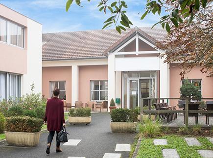 Etablissement d'Hébergement pour Personnes Agées Dépendantes - 78430 - Louveciennes - Korian Le Coeur Volant