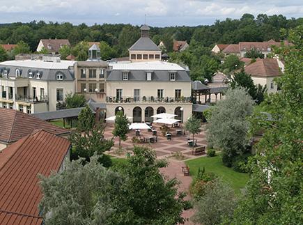 Etablissement d'Hébergement pour Personnes Agées Dépendantes - 78470 - Saint-Rémy-lès-Chevreuse - EHPAD Résidence Saint-Rémy