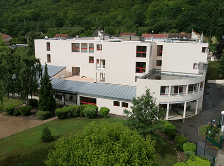 Etablissement d'Hébergement pour Personnes Agées Dépendantes - 78740 - Vaux-sur-Seine - EHPAD Résidence Val-de-Seine