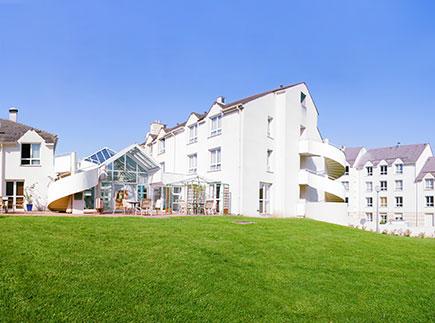 Centre de Soins de Suite - Réadaptation - 78470 - Saint-Rémy-lès-Chevreuse - Maison de Famille l'Oasis