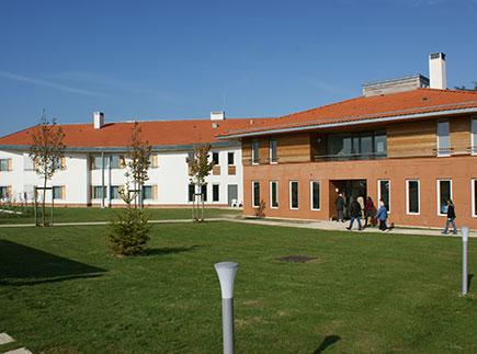 Foyer d'Accueil Médicalisé - 78280 - Guyancourt - Fondation John BOST- Foyer d'Accueil Médicalisé Troas