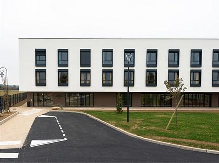 Etablissement d'Hébergement pour Personnes Agées Dépendantes - 78200 - Buchelay - EHPAD Résidence Madeleine Bres