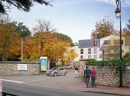 Résidences avec Services - 78180 - Montigny-le-Bretonneux - Résidence avec Services Les Girandières