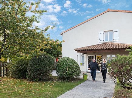 Etablissement d'Hébergement pour Personnes Agées Dépendantes - 79510 - Coulonges-sur-l'Autize - Korian Home de L'Ébaupin