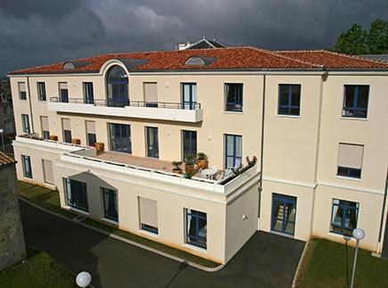 Etablissement d'Hébergement pour Personnes Agées Dépendantes - 79000 - Niort - EHPAD Résidence L'Angélique
