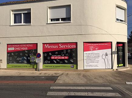 Services d'Aide et de Maintien à Domicile - 79000 - Niort - Les Menus Services - Sarl Raphel