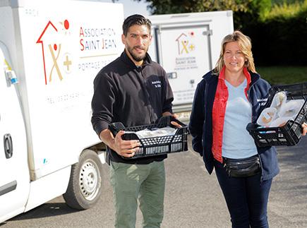 Services d'Aide et de Maintien à Domicile - 80200 - Péronne - Association Saint-Jean