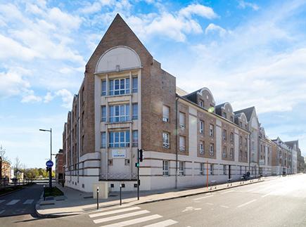 Etablissement d'Hébergement pour Personnes Agées Dépendantes - 80000 - Amiens - Korian Samarobriva