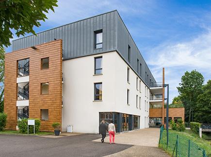 Etablissement d'Hébergement pour Personnes Agées Dépendantes - 80220 - Gamaches - Korian Les Trois Rives
