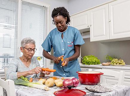 Services d'Aide et de Maintien à Domicile - 80200 - Péronne - Adhap L'Aide à domicile