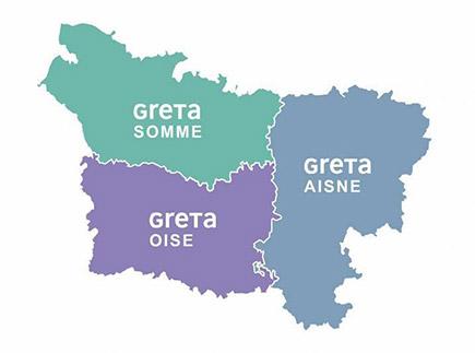 Formations Sanitaires et Sociales - 80000 - Amiens - Réseau des Greta Aisne Oise Somme, GIP Forinval