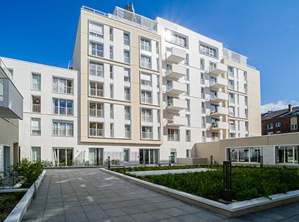 Résidences avec Services - 80000 - Amiens - Les Jardins d'Arcadie Amiens