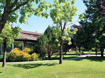 Etablissement d'Hébergement pour Personnes Agées Dépendantes - 81150 - Castelnau-de-Lévis - Korian Les Blés d'Or