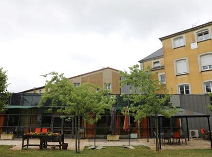 Etablissement d'Hébergement pour Personnes Agées Dépendantes - 81360 - Montredon-Labessonnié - EHPAD Sainte-Agnès