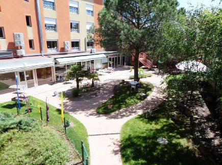 Etablissement d'Hébergement pour Personnes Agées Dépendantes - 81000 - Albi - EHPAD Résidence Les Jardins de Jouvence