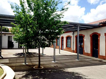 Institut Médico-Educatif, SESSAD, UEMA Paul Soulié