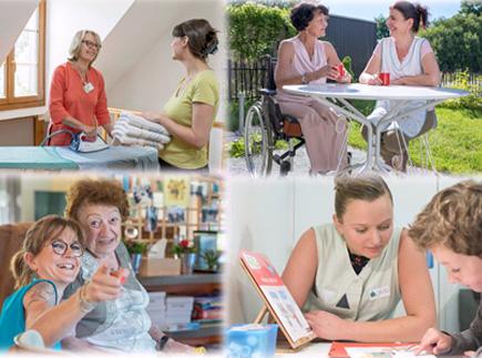 Services d'Aide et de Maintien à Domicile - 82005 - Montauban - ADMR 82