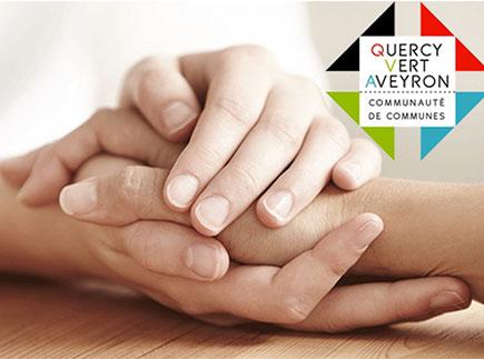Services d'Aide et de Maintien à Domicile - 82800 - Nègrepelisse - Aide à domicile - Communauté de communes Quercy Vert Aveyron
