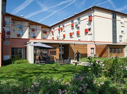 Etablissement d'Hébergement pour Personnes Agées Dépendantes - 82000 - Montauban - Résidence Edenis Les Saules
