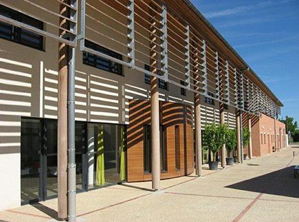 Etablissement d'Hébergement pour Personnes Agées Dépendantes - 82800 - Nègrepelisse - Résidence Eugène Aujaleu