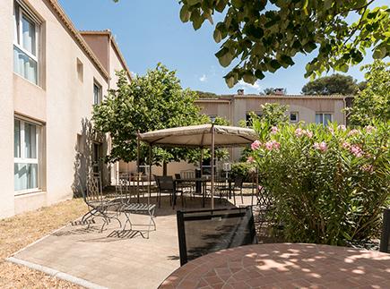 Etablissement d'Hébergement pour Personnes Agées Dépendantes - 83430 - Saint-Mandrier-sur-Mer - Korian Les Pins Bleus