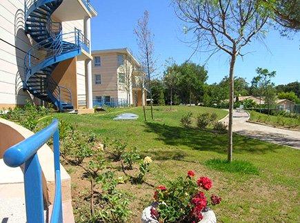 Etablissement d'Hébergement pour Personnes Agées Dépendantes - 83700 - Saint-Raphaël - EHPAD Maison de Retraite Hermitage