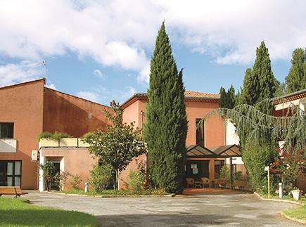 Etablissement d'Hébergement pour Personnes Agées Dépendantes - 83670 - Barjols - Korian Les Fontaines
