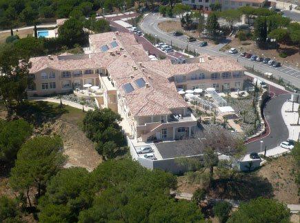 Etablissement d'Hébergement pour Personnes Agées Dépendantes - 83120 - Sainte-Maxime - EHPAD Résidence Promenade de Jade