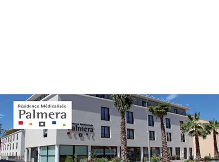 Etablissement d'Hébergement pour Personnes Agées Dépendantes - 83110 - Sanary-sur-Mer - EHPAD Résidence Palmera