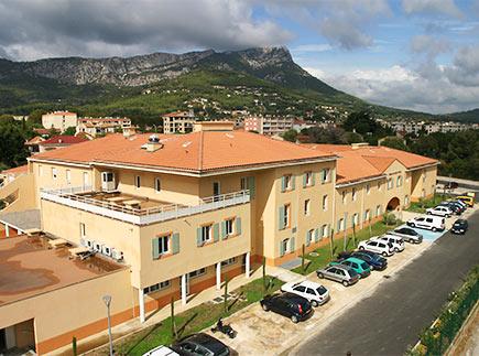 Etablissement d'Hébergement pour Personnes Agées Dépendantes - 83160 - La Valette-du-Var - Résidence Les Oliviers