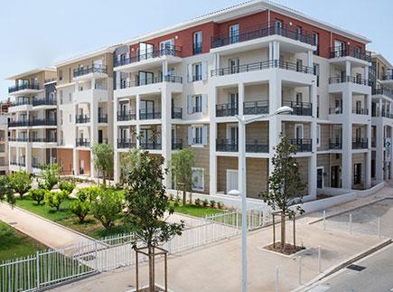 Résidences avec Services - 83100 - Toulon - Les Jardins d'Arcadie Toulon