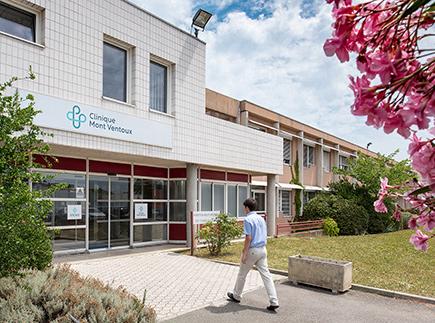 Centre de Soins de Suite - Réadaptation - 84200 - Carpentras - Korian - Clinique Mont Ventoux