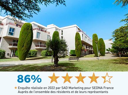 Etablissement d'Hébergement pour Personnes Agées Dépendantes - 84100 - Orange - Résidence La Deymarde