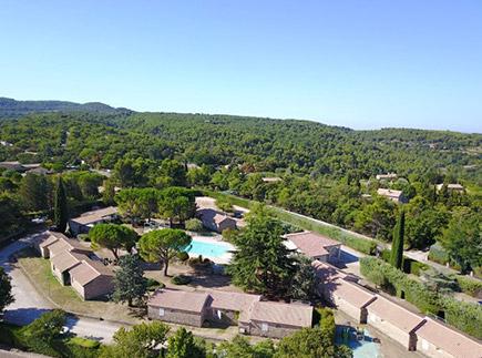 Résidences avec Services - 84210 - La Roque-sur-Pernes - Résidence Services Le Moulin à Vent