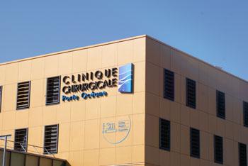 Clinique Chirurgicale Porte Océane