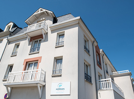 Etablissement d'Hébergement pour Personnes Agées Dépendantes - 85100 - Les Sables-d'Olonne - Korian Le Bourgenay