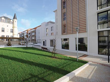 Résidences avec Services - 85000 - La Roche-sur-Yon - Korian Le Cardinal